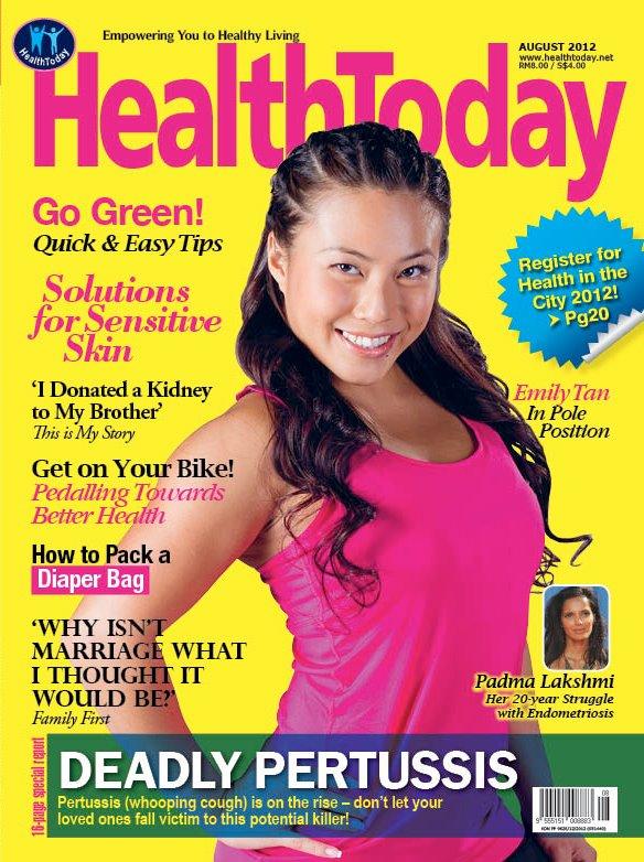 Emily Tan Health Today