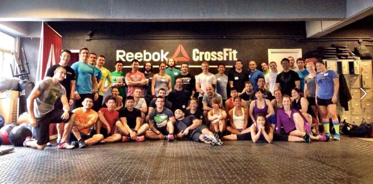 CrossFit Gymnastics Trainer Course