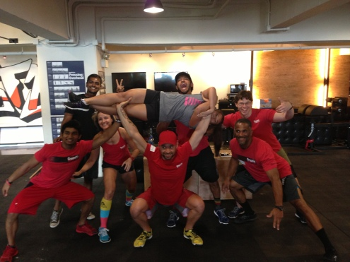CrossFit Level 1 Trainer Course
