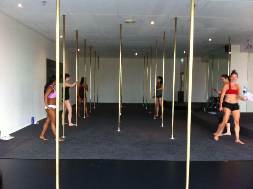 Aerial Pole Academy