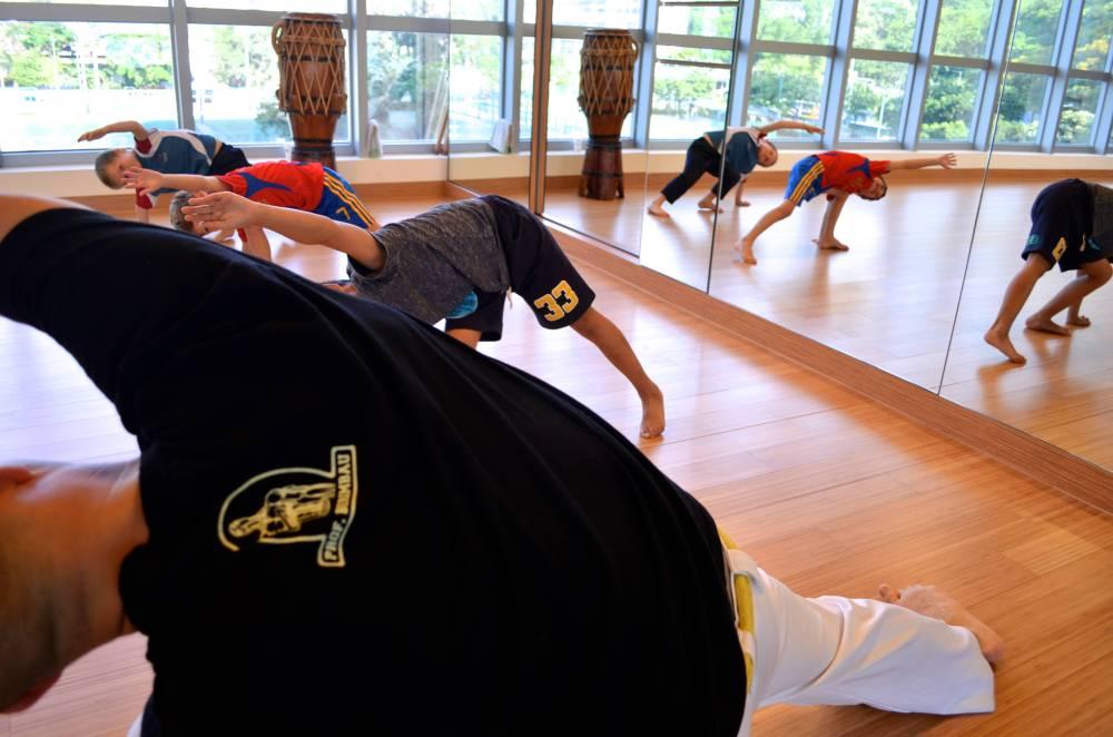 Capoeira Kids at Flex Studio