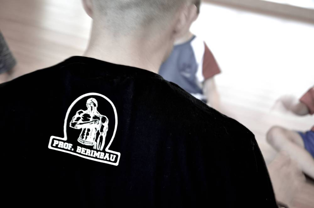 Zen Berimbau Capoeira Hong Kong