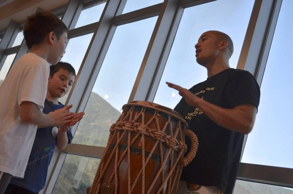 Capoeira Kids age 9-12 at Flex Studio