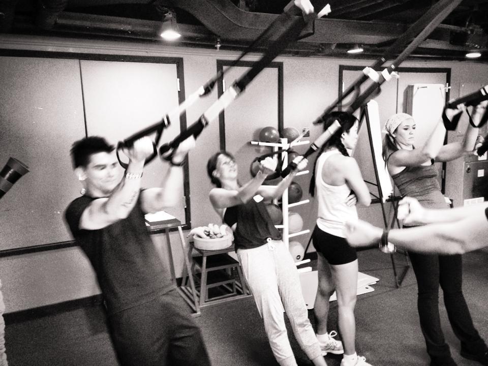 trx training hong kong