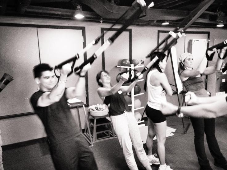 trx training hong kong