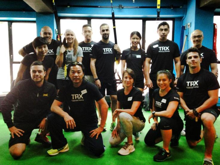 emily tan trx trainer hong kong