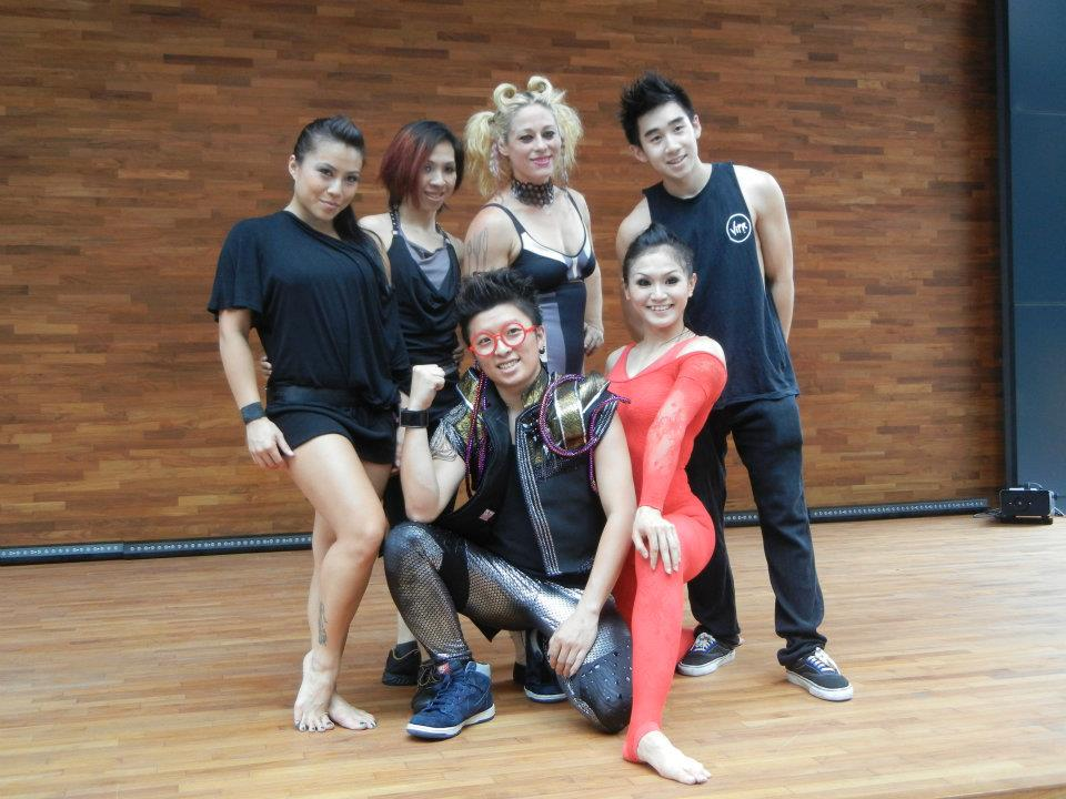 From dance to pole to being involved with Viva Circus Collision Arts Asia